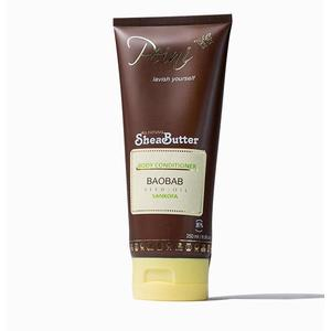 Shea Butter & Baobab Oil Body Conditioner 250ml